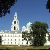 Спасо -Преображенский мужской монастырь