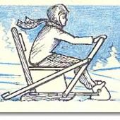 сани-снегокаты