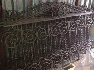 забор на www.hobbywork.ru