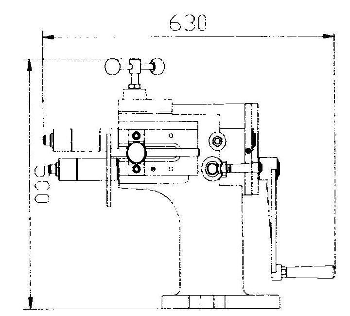 Зиговочный станок своими руками чертежи 43