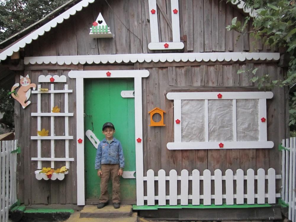 Охрана дома в деревне своими руками 15