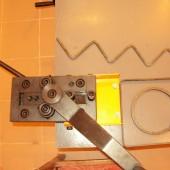Инструмент для гибки геометрических фигур G