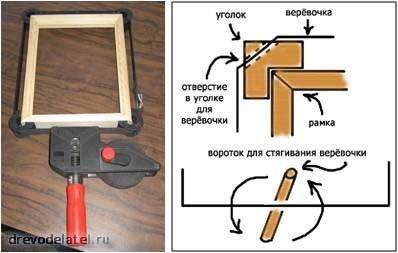 Как сделать рамки для картин своими руками из багета 76