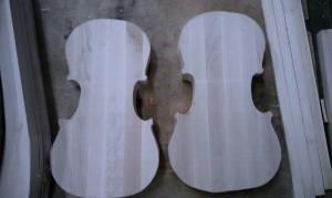 Сделать скрипку своими руками