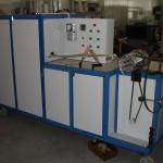 станок для изготовления гибких армированных алюминиевых воздуховодов
