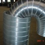 Гибкий алюминиевый воздуховод