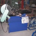 станок для навивки кабель каналов