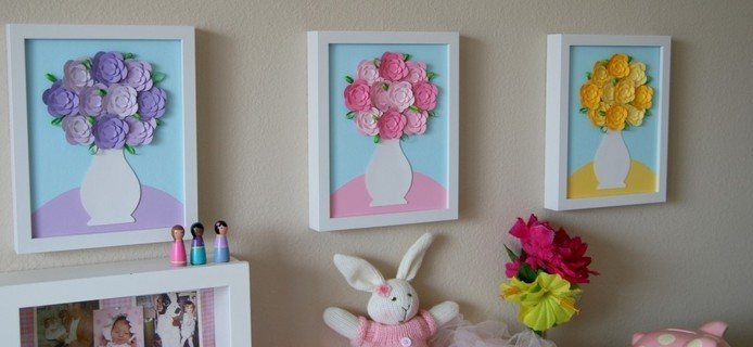 Картина своими руками в комнату