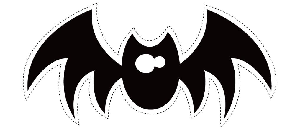 Украшения на хэллоуин шаблоны