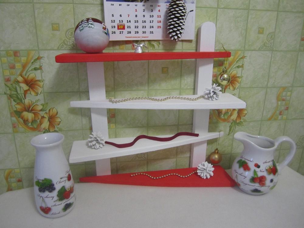 Полка для посуды своими руками из дсп 33
